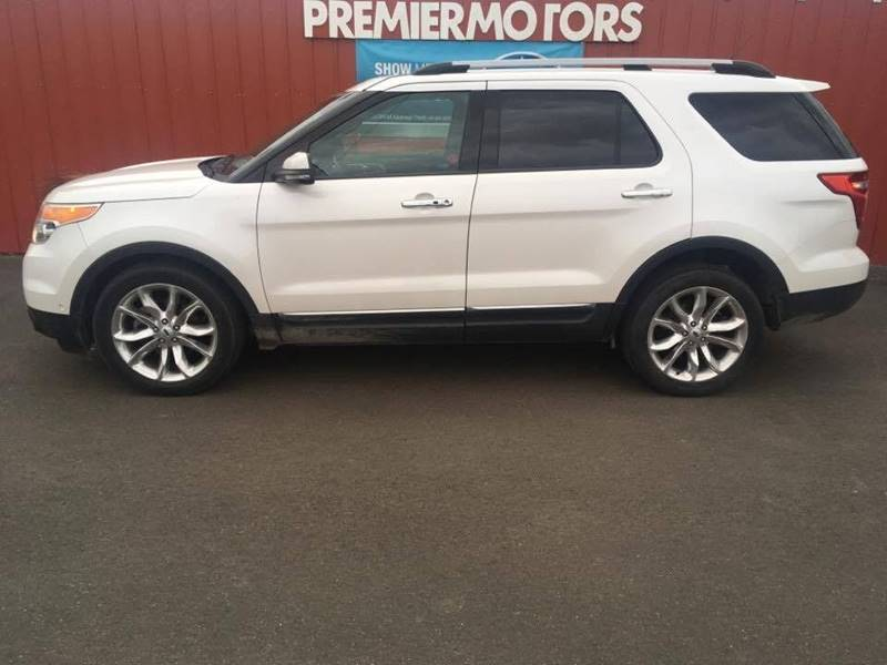 2012 Ford Explorer Limited 4dr SUV - Milton-Freewater OR
