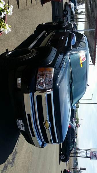 2010 Chevrolet Silverado 1500 4x4 LT 4dr Crew Cab 5.8 ft. SB - Milton-Freewater OR
