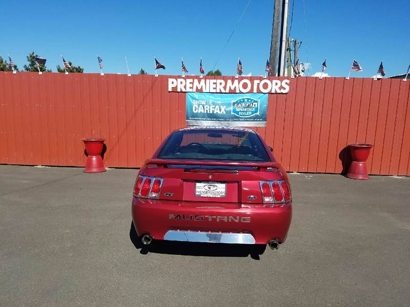 2003 Ford Mustang GT Deluxe 2dr Coupe - Milton-Freewater OR