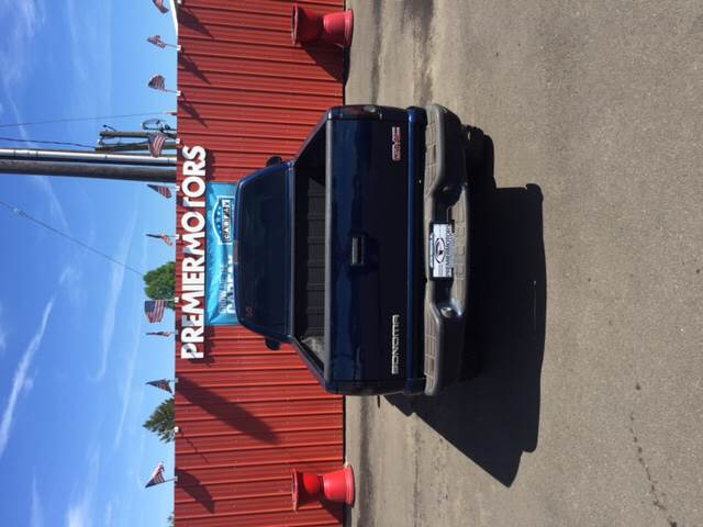 2003 GMC Sonoma 3dr Extended Cab SLS ZR2 4WD SB - Milton-Freewater OR