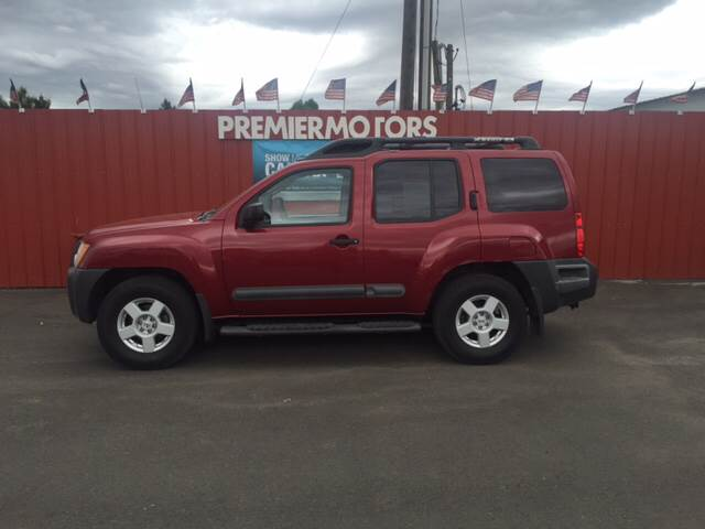 2005 Nissan Xterra Off-Road 4dr SUV - Milton-Freewater OR