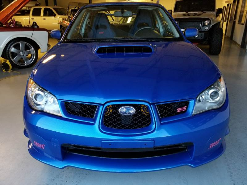 2006 Subaru Impreza for sale at Arizona Specialty Motors in Tempe AZ
