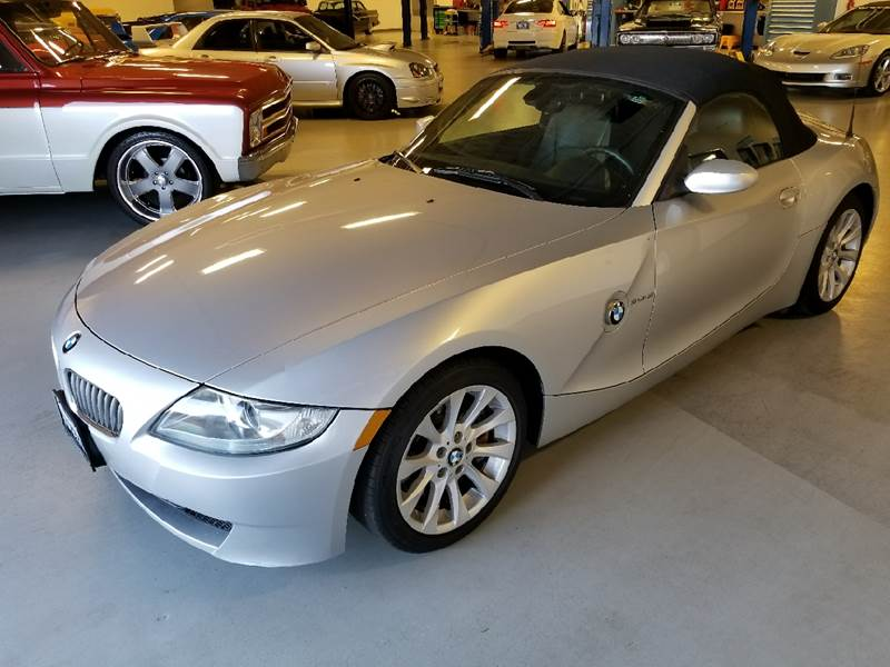 2008 BMW Z4 for sale at Arizona Specialty Motors in Tempe AZ