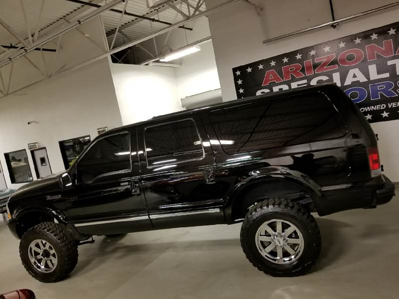 2004 Ford Excursion for sale at Arizona Specialty Motors in Tempe AZ