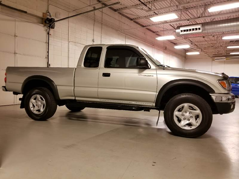 2004 Toyota Tacoma for sale at Arizona Specialty Motors in Tempe AZ