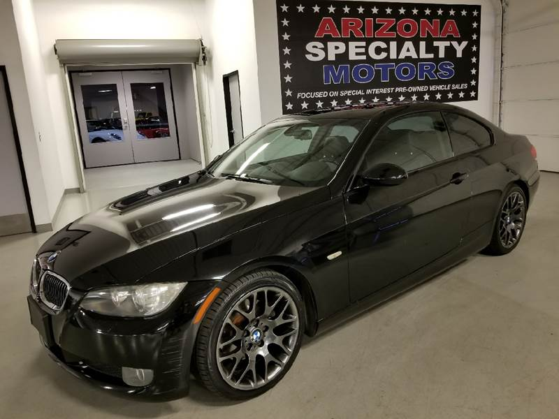 2009 BMW 3 Series for sale at Arizona Specialty Motors in Tempe AZ