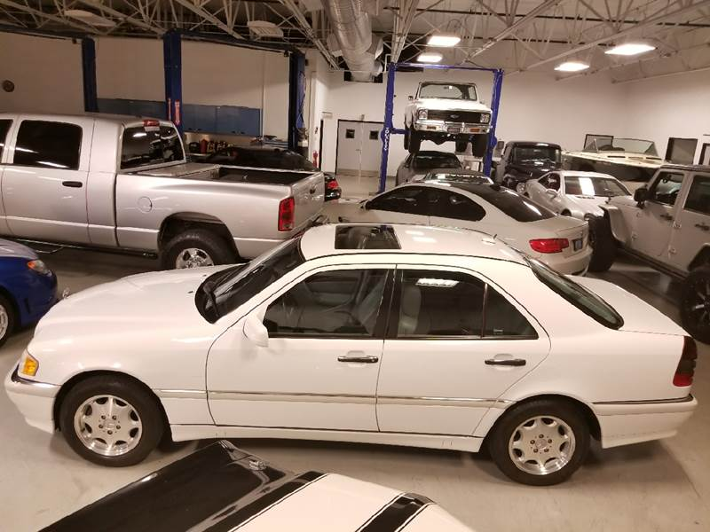 2000 Mercedes-Benz C-Class for sale at Arizona Specialty Motors in Tempe AZ