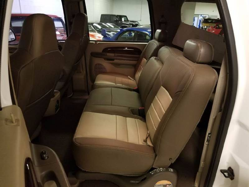 2003 Ford Excursion for sale at Arizona Specialty Motors in Tempe AZ