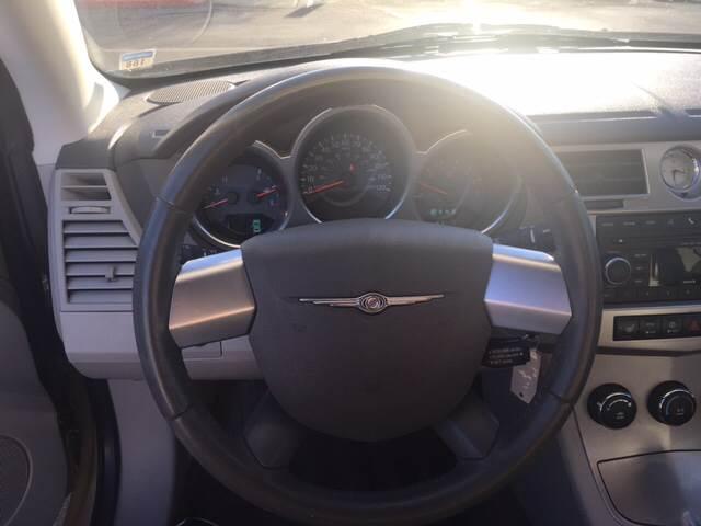 2010 Chrysler Sebring for sale at Arizona Specialty Motors in Tempe AZ