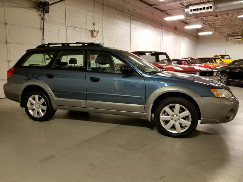 2006 Subaru Outback for sale at Arizona Specialty Motors in Tempe AZ