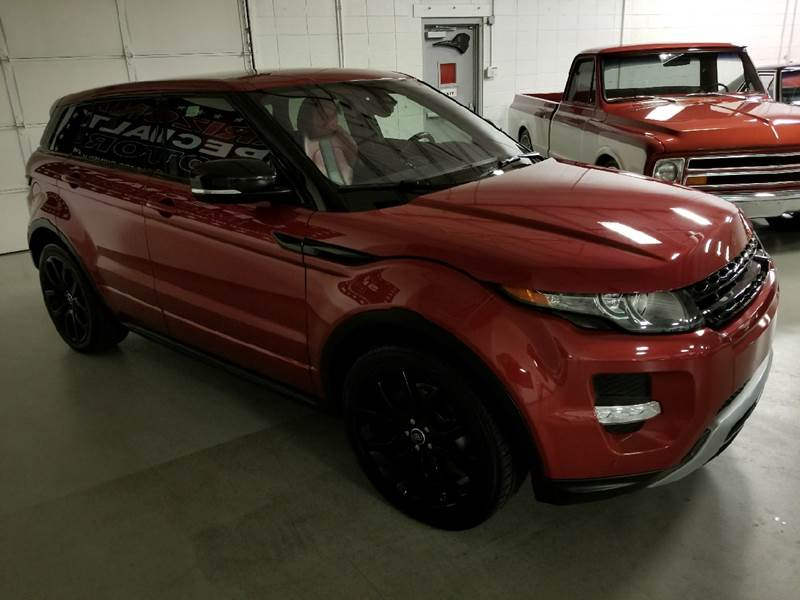 2013 Land Rover Range Rover Evoque for sale at Arizona Specialty Motors in Tempe AZ