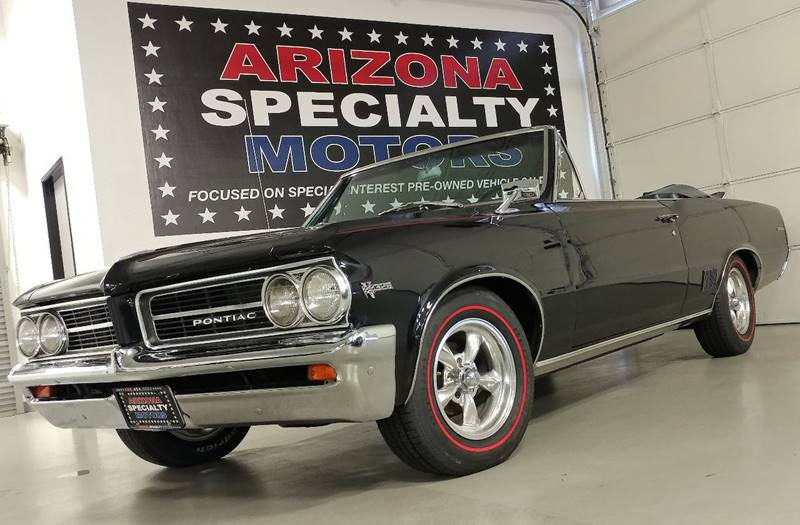 1964 Pontiac Tempest for sale at Arizona Specialty Motors in Tempe AZ