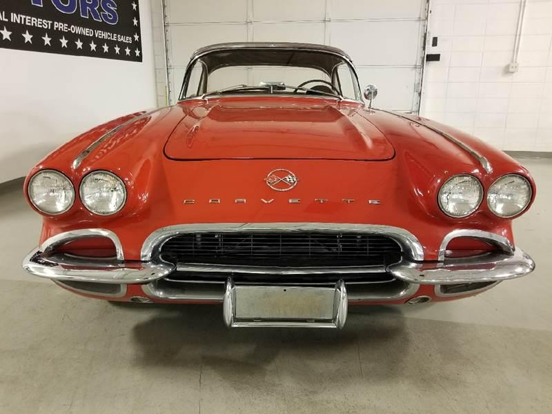 1962 Chevrolet Corvette for sale at Arizona Specialty Motors in Tempe AZ