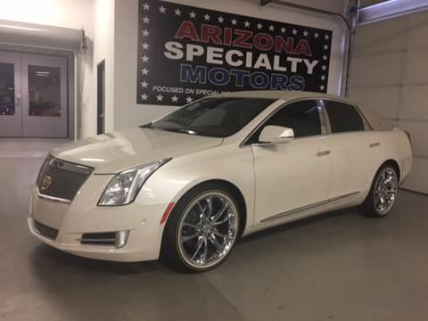 2015 Cadillac XTS for sale at Arizona Specialty Motors in Tempe AZ
