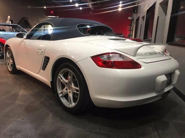 2005 Porsche Boxster for sale at Arizona Specialty Motors in Tempe AZ