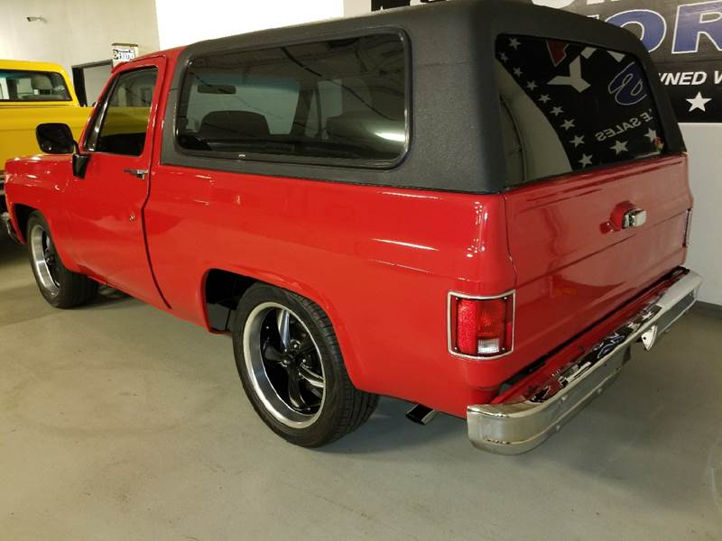 1984 Chevrolet Blazer for sale at Arizona Specialty Motors in Tempe AZ