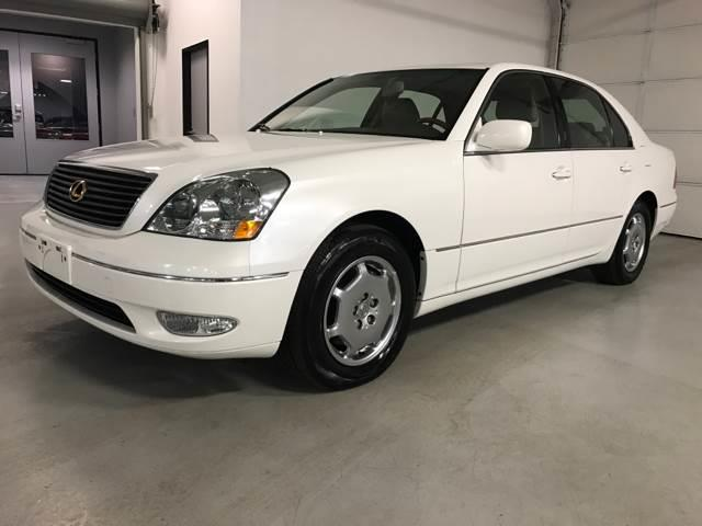 2002 Lexus LS 430 for sale at Arizona Specialty Motors in Tempe AZ