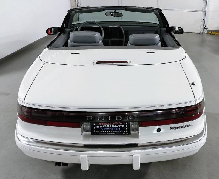 1990 Buick Reatta for sale at Arizona Specialty Motors in Tempe AZ