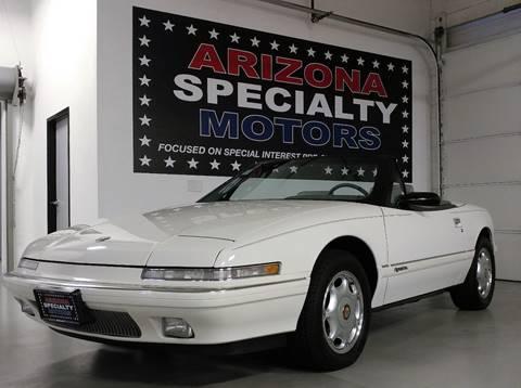 1990 Buick Reatta for sale at Arizona Specialty Motors in Tempe AZ
