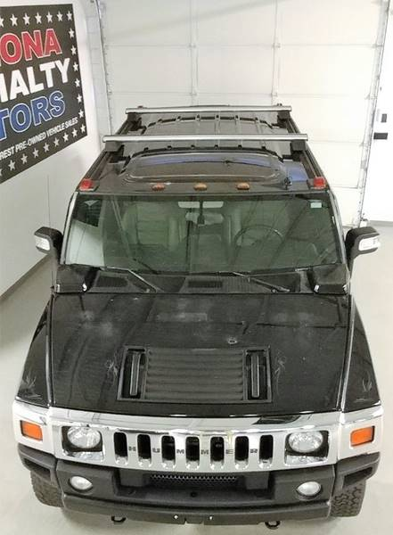 2005 HUMMER H2 for sale at Arizona Specialty Motors in Tempe AZ