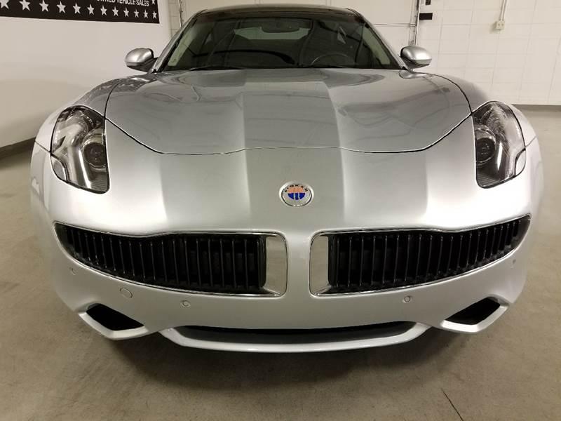 2012 Fisker Karma for sale at Arizona Specialty Motors in Tempe AZ