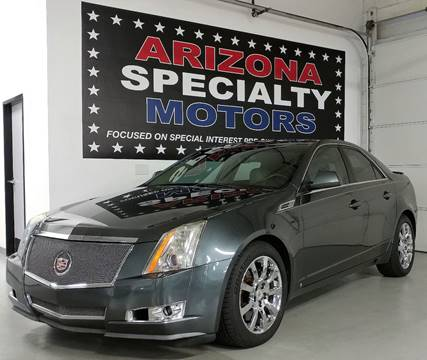 2009 Cadillac CTS for sale at Arizona Specialty Motors in Tempe AZ