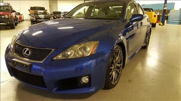 2010 Lexus IS F for sale at Arizona Specialty Motors in Tempe AZ