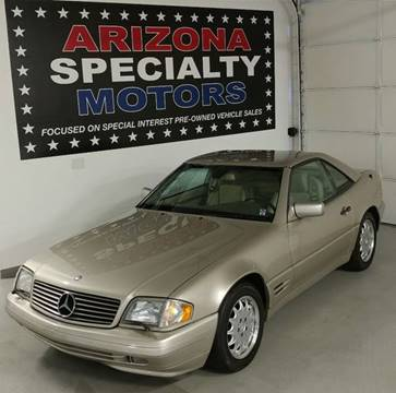 1997 Mercedes-Benz SL-Class for sale in Tempe, AZ