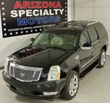 2007 Cadillac Escalade for sale in Tempe, AZ