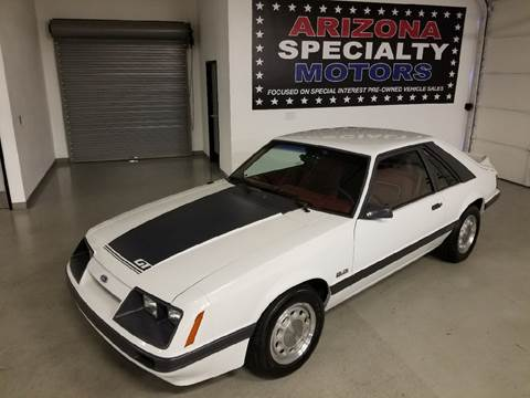 1986 Ford Mustang for sale in Tempe, AZ