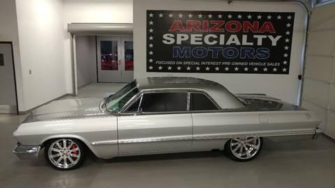 1963 Chevrolet Impala for sale in Tempe, AZ
