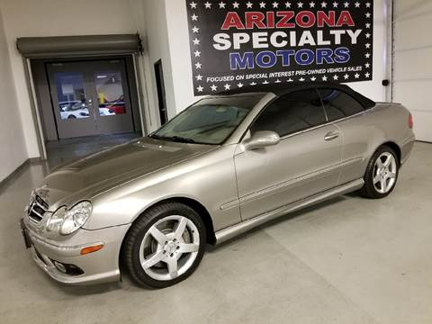 2005 Mercedes-Benz CLK for sale in Tempe, AZ
