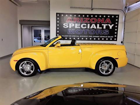 2003 Chevrolet SSR for sale in Tempe, AZ