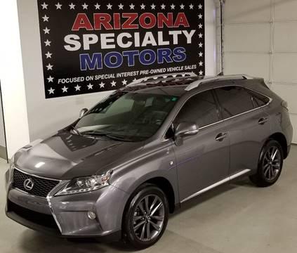 2014 Lexus RX 350 for sale in Tempe, AZ