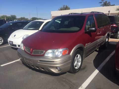 2004 Pontiac Montana for sale in Tempe, AZ