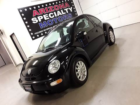 2005 Volkswagen New Beetle for sale in Tempe, AZ