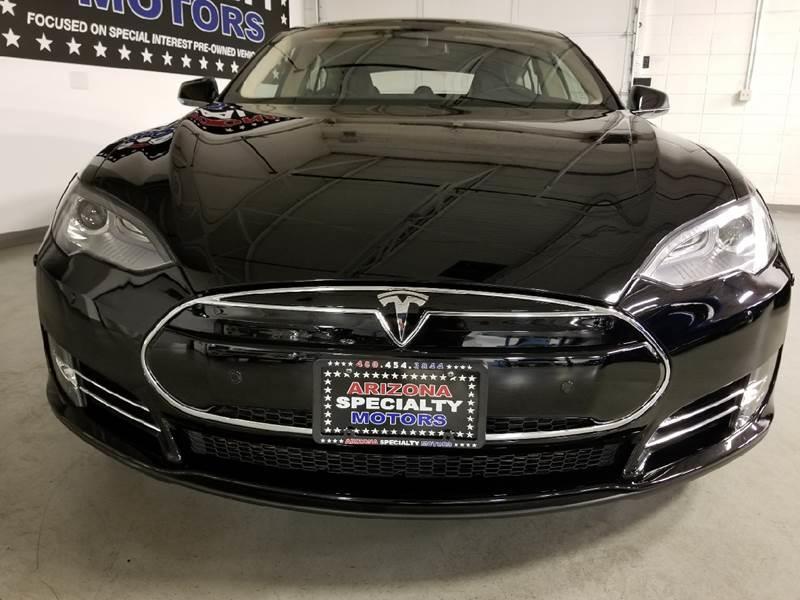 Tesla Model S Signature Performance In Tempe AZ Arizona - 2012 tesla model s