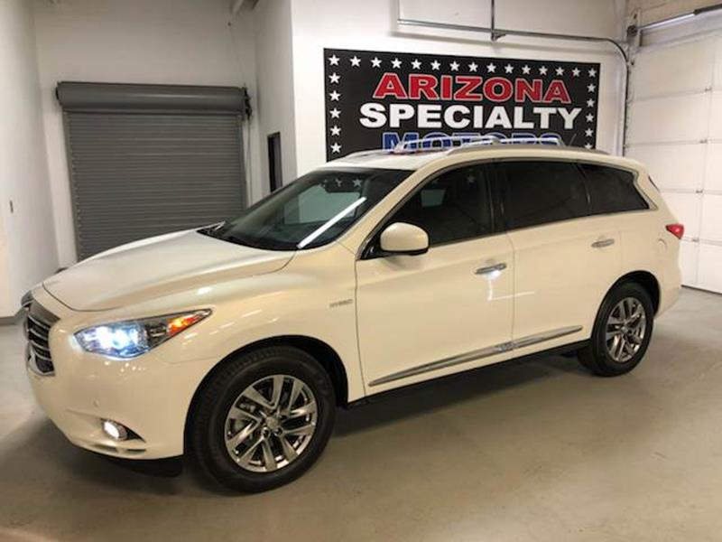 for in used infinity richmond sale inventory infiniti hybrid columbia british