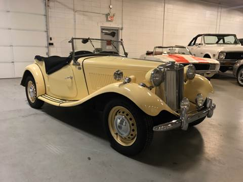 1953 MG TD for sale in Tempe, AZ