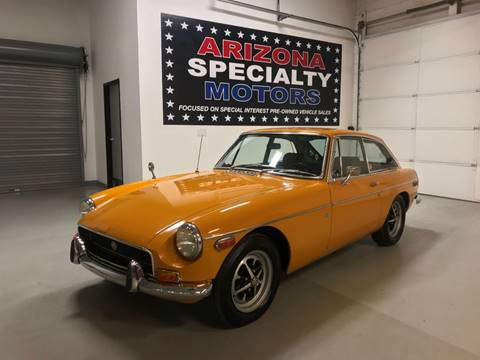 1970 MG MGB for sale in Tempe, AZ