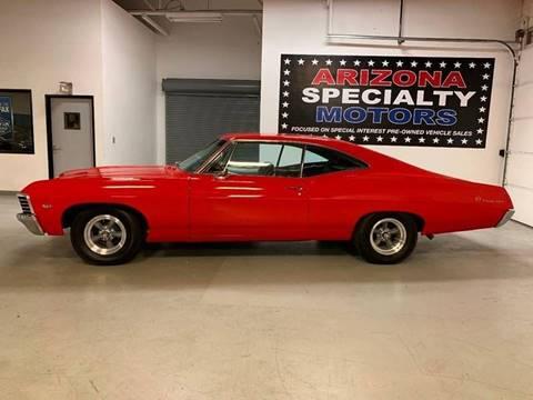 Ryddig Used 1967 Chevrolet Impala For Sale - Carsforsale.com® KT-98