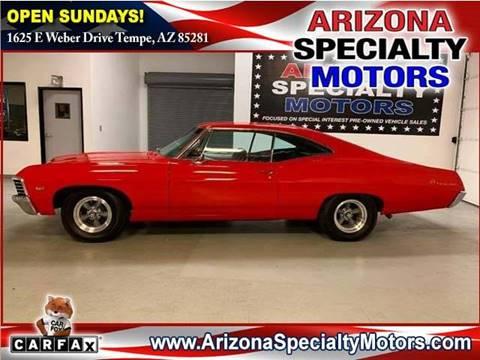 1967 Chevrolet Impala for sale in Tempe, AZ