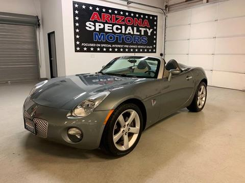 2006 Pontiac Solstice for sale in Tempe, AZ
