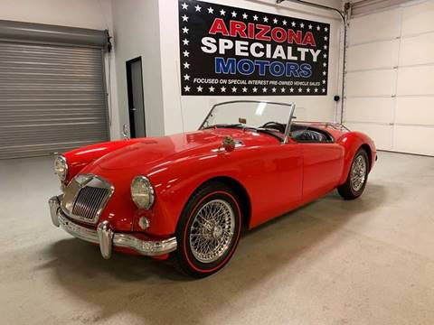 1957 MG MGA for sale in Tempe, AZ