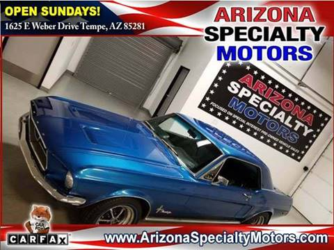 1968 Ford Mustang for sale in Tempe, AZ