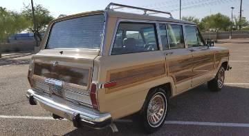 1989 Jeep Grand Wagoneer 4dr 4WD SUV - Tempe AZ