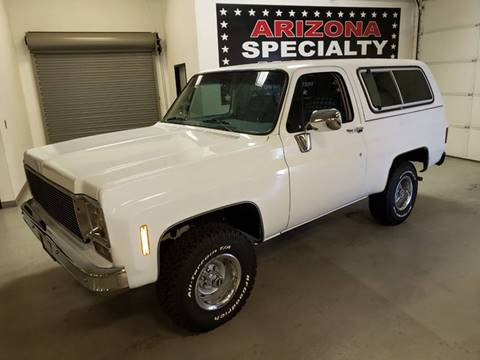 1978 Chevrolet Blazer for sale in Tempe, AZ