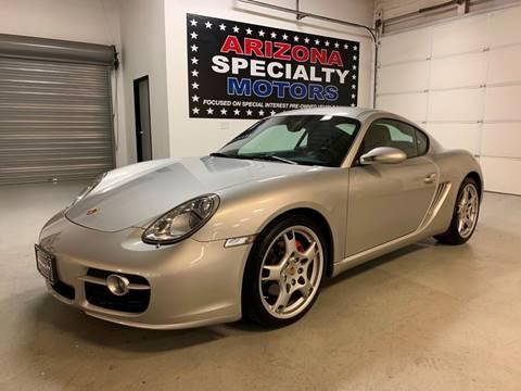 2007 Porsche Cayman for sale in Tempe, AZ
