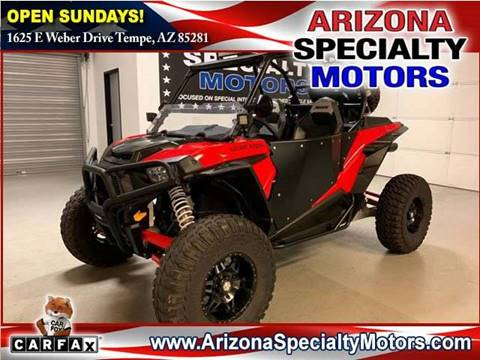 2015 Polaris RZR for sale in Tempe, AZ
