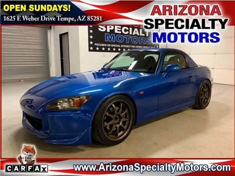 Convertible For Sale in Tempe, AZ - Arizona Specialty Motors